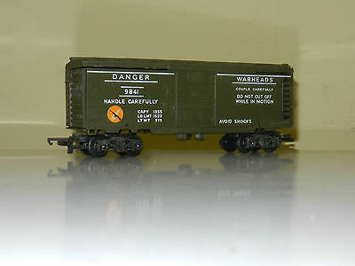 "Tri-Ang Hornby No.r249K Battle Space "" Exploding Car"" Oo Scale Extremely Rare"