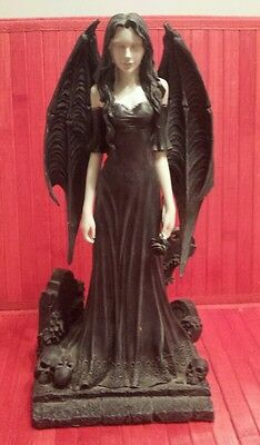 Zemeno  , Angel of Death ,12 inches statue .