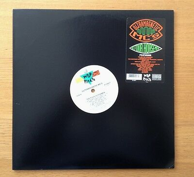 ULTRAMAGNETIC MC's - The Four Horsemen original US vinyl LP first press 1993