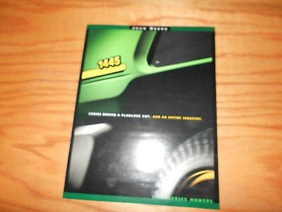 John Deere 1400 Series Mowers Literature