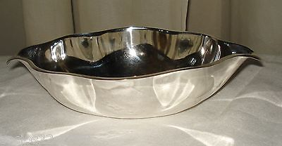 Antique French Sterling Silver Cardeilhac Gravy Boat Circa 1878