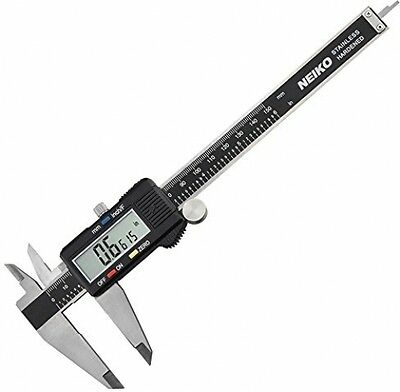 Neiko 01407A Electronic Digital Caliper With Extra Large LCD Screen | 0 - 6 |