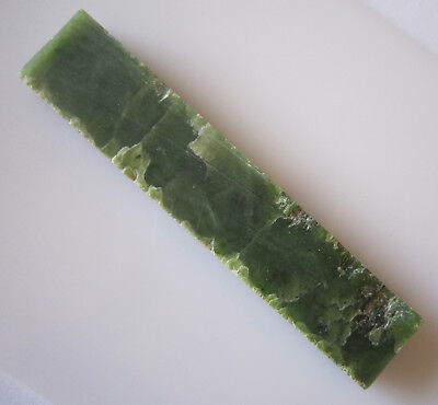Nephrite Jade Rough Ideal  to Carve or Cab, New Zealand, 197cts