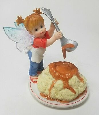 Mashed Potatoes and Gravy Figurine My Little Kitchen Fairies by Enesco