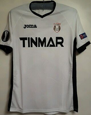 Astra Giurgiu Match Worn Shirt Europa League Niculae
