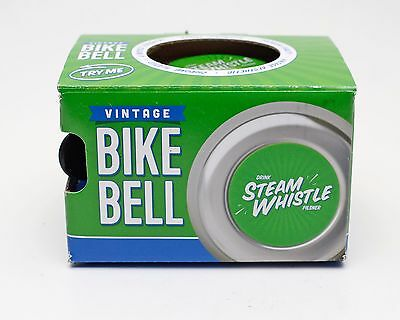 Vintage Style Steam Whistle Pilsner Bike Bicycle Bell