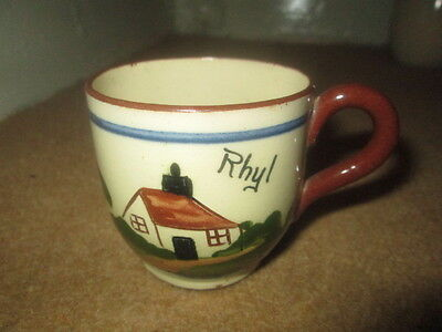 a cup from rhy[ made in dartmoor