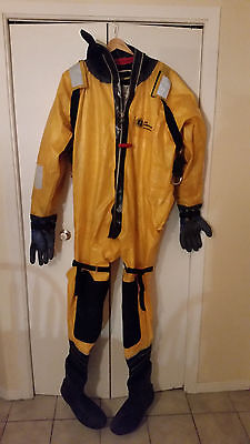 IC9001-02 Mustang Ice Commander Immersion Suit Rescue