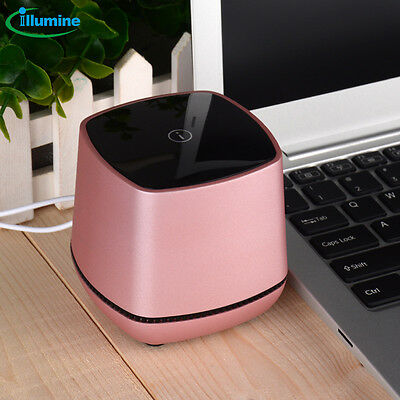 Stereo Desktop Mini Speaker Notebook Usb Laptop Computer Pc 3 Subwoofer 5mm New