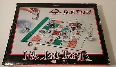 Good Times! *glass* Life ... Isn't Easy Drinking Game