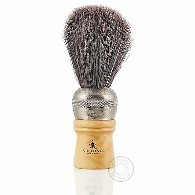 Vie-Long 4212 Extra Brown Horse Hair Professional Shaving Brush