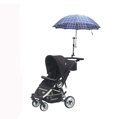 1pc Umbrella Holder For Baby Perambulator Buggy Pram Stroller Mount Stand Handle