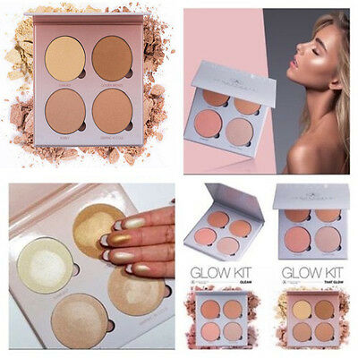 Selling Beverly Hills Glow Kit That Glow+Gleam Highlighter Contour Palette AUS