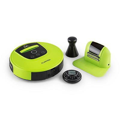 Robotic Vacuum Cleaner 3 Mode + 2 Speed Sensor Obstacle Detection Remote Control