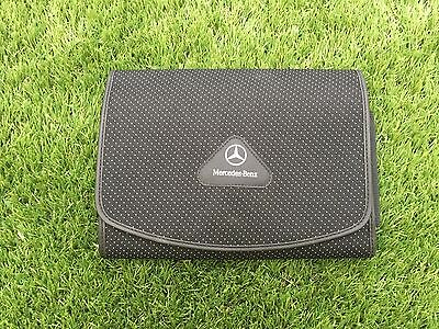 Mercedes W208 C208 Clk - Hardback Owners Manual And Wallet - 2085845882