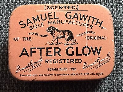 Samuel Gawith After Glow Snuff Tin