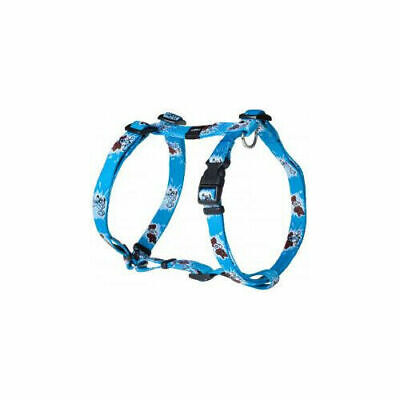 Rogz Pupz Nylon Harness Ringo Blue - Accessories - Dog - Harnesses