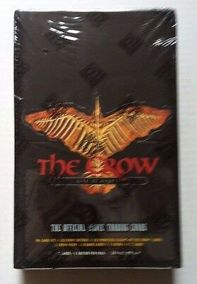 The Crow Sealed Card Box (36 packs)