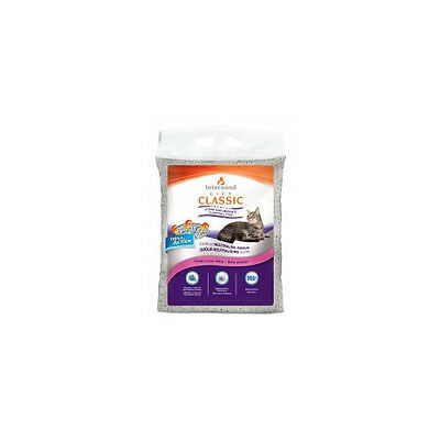 Intersand City Classic Baby Powder Clumping Cat Litter - Litters - Cat - Litters