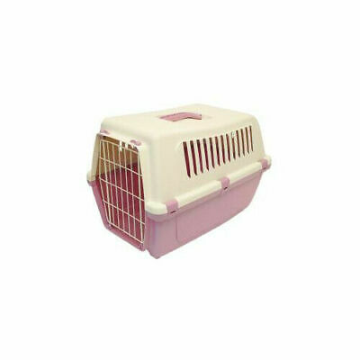 Mp Bergamo Vision Plastic Carrier - Accessories  Dog & Cat Carriers Plastic