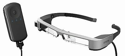 EPSON MOVERIO Smart Glass Organic EL Panel High Definition BT-300 From Japan