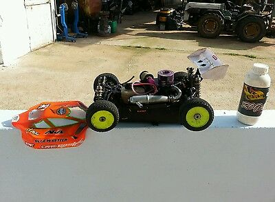 Buggy 1/8 Caster Racing Ex-1.5 pro