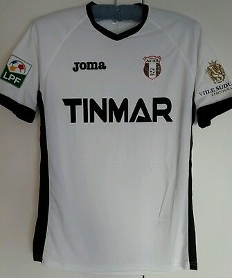 Astra Giurgiu Match Worn Shirt Romania Liga 2016-2017