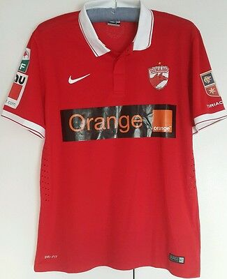 Dinamo Bucuresti Match Worn Shirt Romania Liga Bilinski