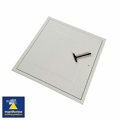 Manthorpe GL270F Fire Rated Loft Hatch Door | 562mm x 562mm | FREE delivery
