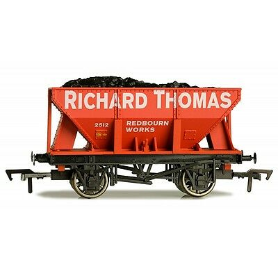 Dapol 4F-033-102 Güterwagen 24t steel ore hopper Richard Thomas No. 2512