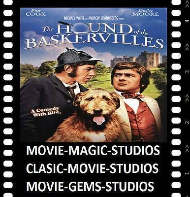 The Hound Of The Baskervilles 1978-Rare Pete And Dug-Scope Trailer Super 8 Sound