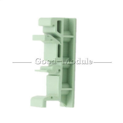 PCB Din C45 Rail Adapter Circuit Board Mounting Bracket Holder Carrier 35mm New
