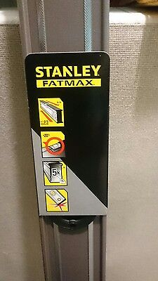 New stanley fatmax level 1200 mm and a 600 mm or separately