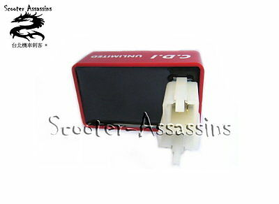 UNRESTRICTED RACE CDi BOX for HONDA XL 125, XR 125