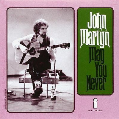 "JOHN MARTYN MAY YOU NEVER LTD 7"" VINYL RECORD STORE DAY '14 377600-6 inc ALT VER"