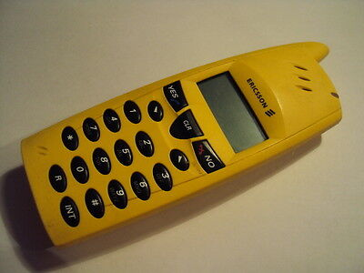 Ericsson DT200  CORDLESS PHONE HANDSET ONLY UNTESTED