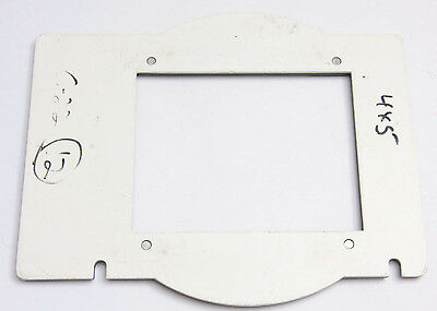 Omega D Series Negative Carrier for 4x5 Cut Sheet Film 423-363 - USED N877