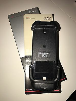 Genuine used Audi A3 Bluetooth adapter/cradle for iPhone 5/5s