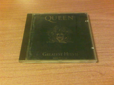 Cd Queen  Greatest Hits Ii Parlophone Cdp 79 7971 2  Holland Ps 1991 Lor1