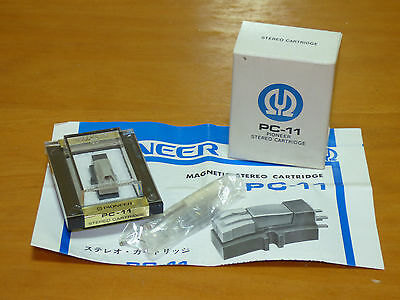 PIONEER PC-11 STEREO PHONO CARTRIDGE- JAPAN  New in Box