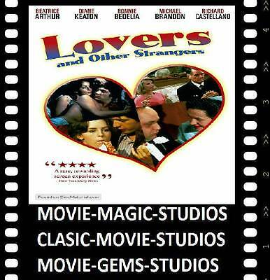 Lovers And Other Strangers 1970-Classic Comedy-Super-8 Full Feature Color Sound