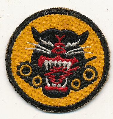 Tank Destroyer patch real WWII make US Army