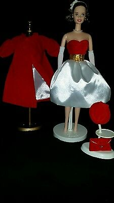 Silken Flame repro Barbie outfit