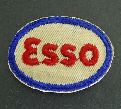 Vintage Esso (Gas Station) Patch