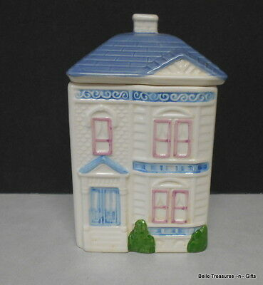 Hearth & Home Goodie Jar Cottage Home Canister