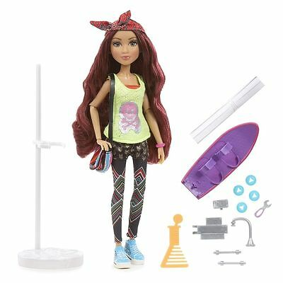 Project Mc2 Camryn Coyle Experiment Doll with Skateboard