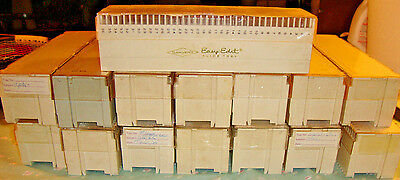 Slide Projector Trays,Sawyers Easy-Edit-Set of 14 + 1 Sears Easi-Load Tray #9987