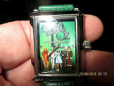 vintage wizard of oz watch