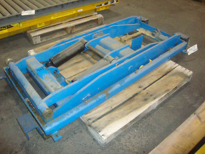 Bishamon Scissor lift base 5000 Ib capacity