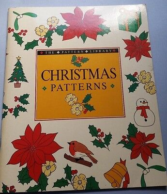 Christmas Patterns - 48 Pages Of Multiple Designs!